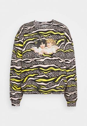 VINTAGE ANGELS WILDLIFE PRINT - Sweatshirt - multi