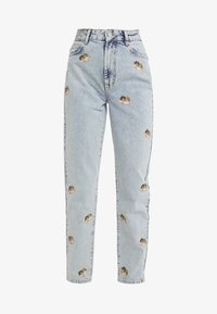 Fiorucci - MINI TARA JEAN  - Relaxed fit jeans - light vintage - 4