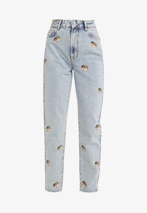 MINI TARA JEAN  - Relaxed fit jeans - light vintage