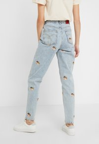 Fiorucci - MINI TARA JEAN  - Relaxed fit jeans - light vintage - 2