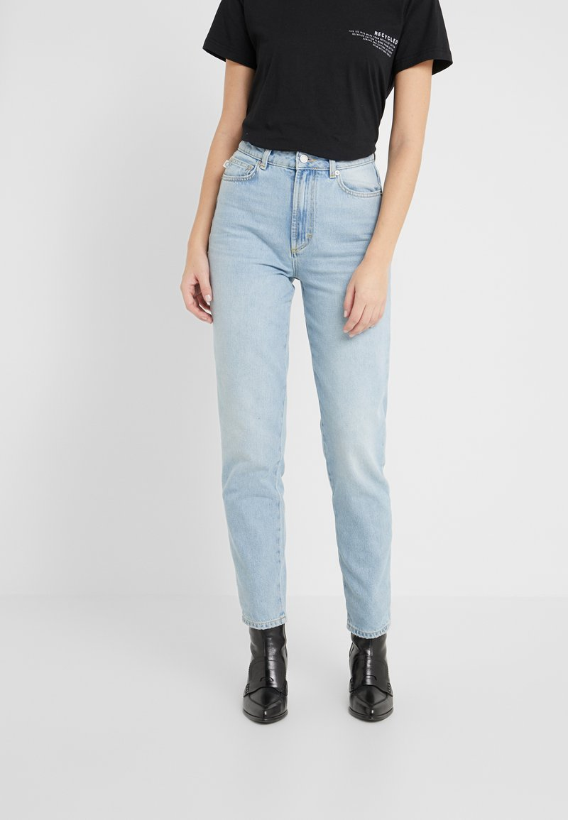 Fiorucci - TARA PATCH LIGHT VINTAGE - Jeans Straight Leg - light vintage