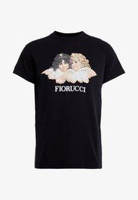 Fiorucci - VINTAGE ANGELS - T-shirt imprimé - black - 3