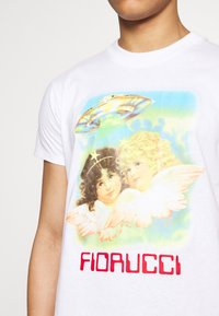 Fiorucci - MEN'S ANGELS UFO TEE - T-Shirt print - white - 4