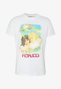 Fiorucci - MEN'S ANGELS UFO TEE - T-Shirt print - white - 3