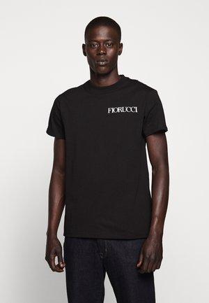 EXOTICA TEE - T-shirt med print - black