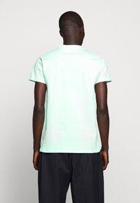Fiorucci - VINTAGE ANGELS TEE - T-Shirt print - mint green - 2