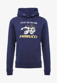 Fiorucci - STYLED FOR PLEASURE HOODIE  - Hoodie - navy - 5