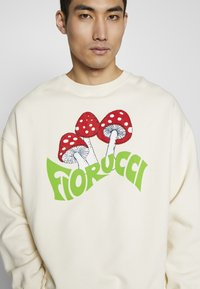Fiorucci - MENS MUSHROOM - Sweatshirt - beige - 4