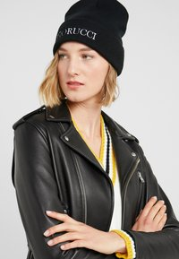 Fiorucci - BEANIE WITH EMBROIDERED LOGO - Bonnet - black - 2