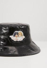 Fiorucci - ANGELS BUCKET HAT - Klobouk - black - 2