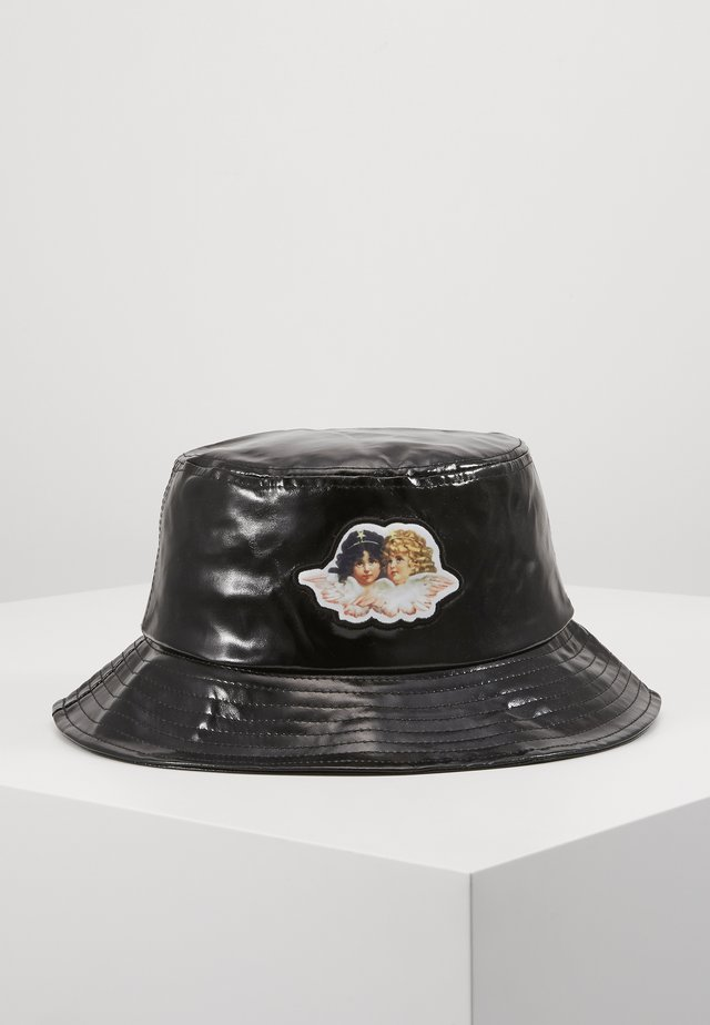 ANGELS BUCKET HAT - Hut - black