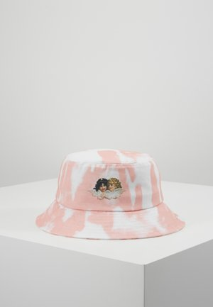 TIE DYE BUCKET HAT - Klobouk - pink