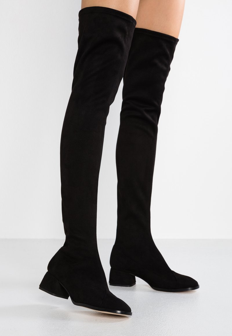 Finery London - PULROSS - Over-the-knee boots - black