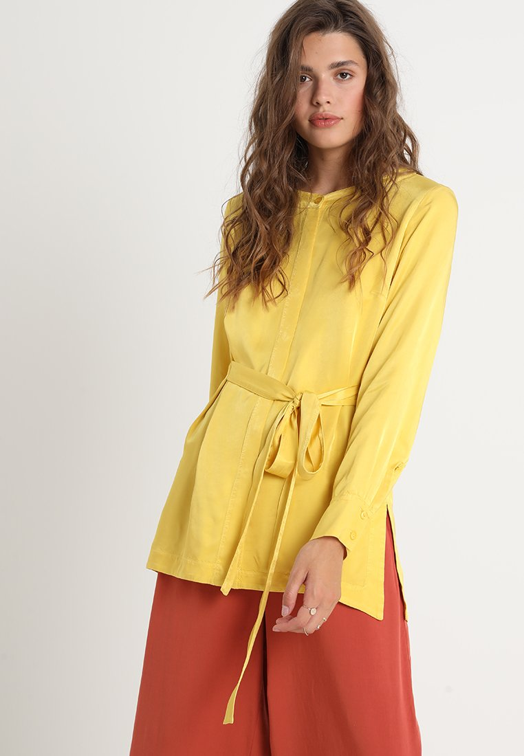 Finery London - Blouse - sunglow yellow