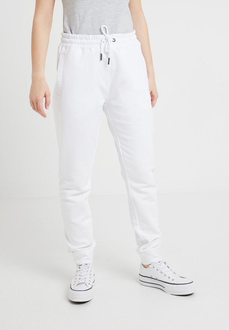 Fila Petite - PURE PANTS - Jogginghose - bright white