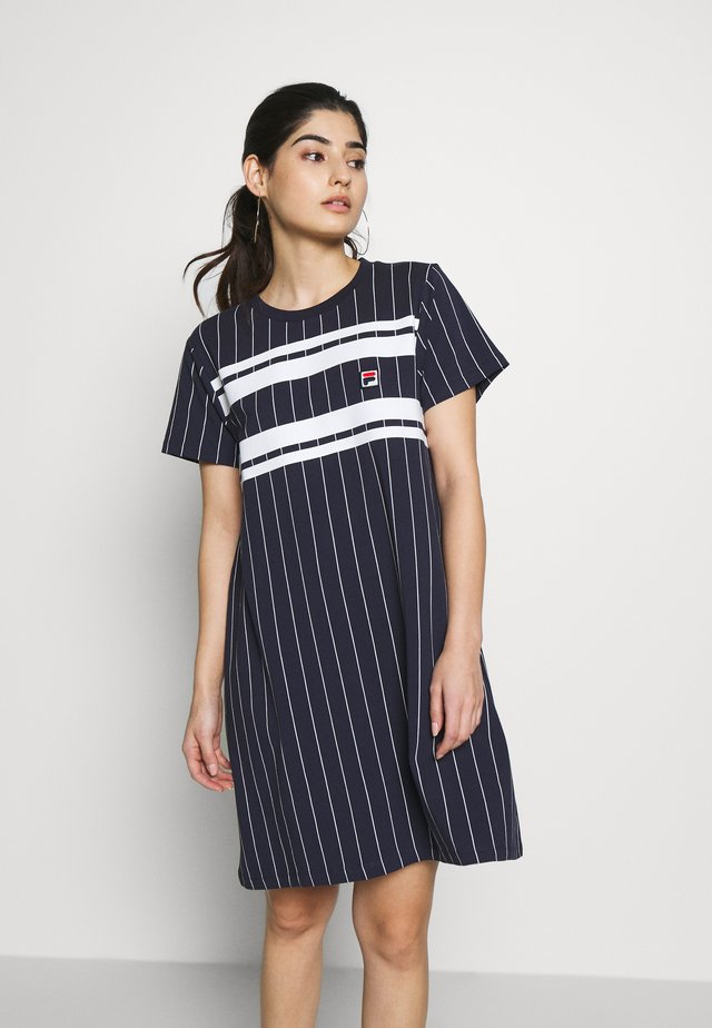 WATTANTEE DRESS PETITE - Jersey dress - black iris