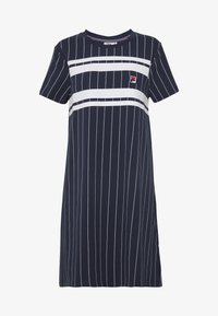 Fila Petite - WATTANTEE DRESS PETITE - Jersey dress - black iris - 3