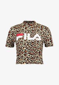 Fila Petite - EVERY TURTLE TEE - Camiseta estampada - multicoloured - 3