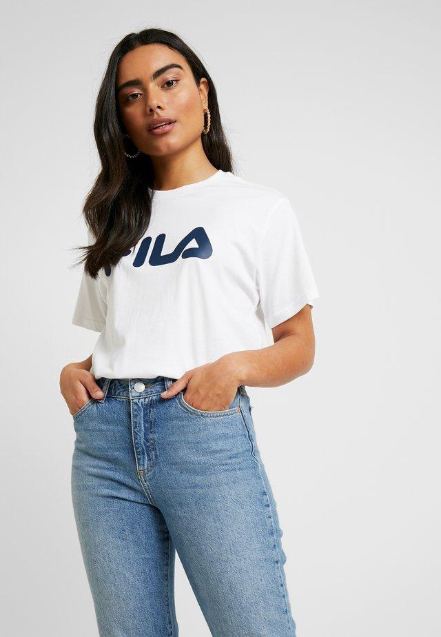 PURETEE PETITE - T-shirts med print - bright white