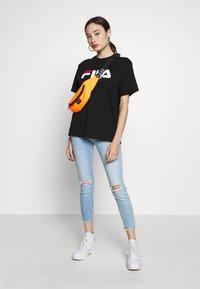 Fila Petite - PURETEE PETITE - Print T-shirt - black - 1