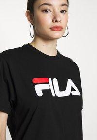 Fila Petite - PURETEE PETITE - Print T-shirt - black - 4