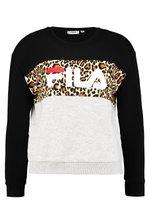 Fila Petite LEAH CREW Sweatshirt light grey melangeleo