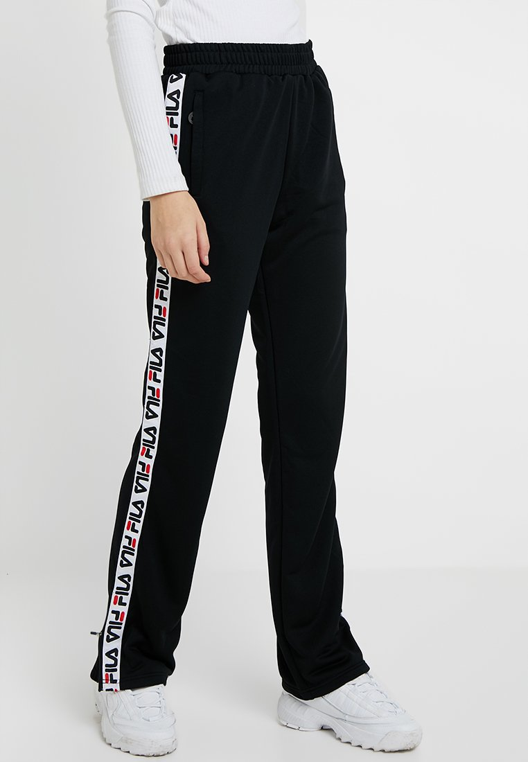 Fila Tall - THORA TRACK PANTS - Jogginghose - black