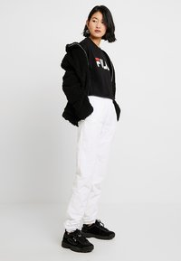 Fila Tall - ALMA PANTS - Kangashousut - bright white - 1