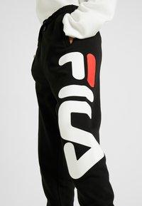 Fila Tall - PURE PANTS - Spodnie treningowe - black - 5