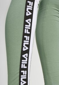 Fila Tall - TASYA - Leggings - Trousers - sea spray/bright white - 3