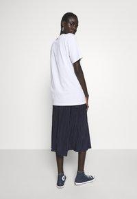 Fila Tall - PURE TEE - Print T-shirt -  bright white - 2