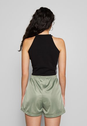 TAMA CROPPED TOP - Toppe - black