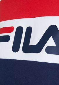 Fila Tall - LEAH CREW - Sweatshirt - black iris/true red/bright white - 5
