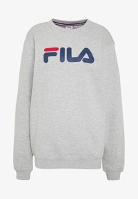 Fila Tall - PURE CREW - Sweatshirt - light grey melange - 4