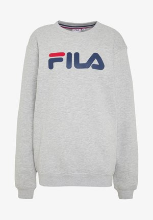 PURE CREW - Sweatshirt - light grey melange