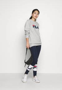 Fila Tall - PURE CREW - Sweatshirt - light grey melange