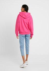 Fila Tall - FLORESHA HOODY - Hoodie - pink yarrow - 2