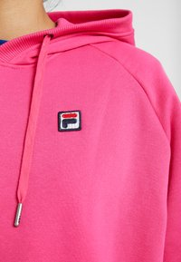 Fila Tall - FLORESHA HOODY - Hoodie - pink yarrow - 5