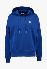 Fila Tall - FLORESHA HOODY - Jersey con capucha - sodalite blue - 4
