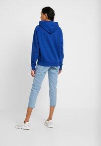 Fila Tall - FLORESHA HOODY - Jersey con capucha - sodalite blue - 2