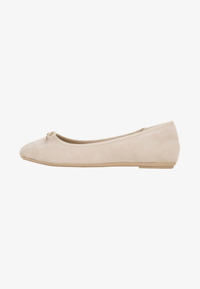 Fitters - HELEN - Ballet pumps - beige