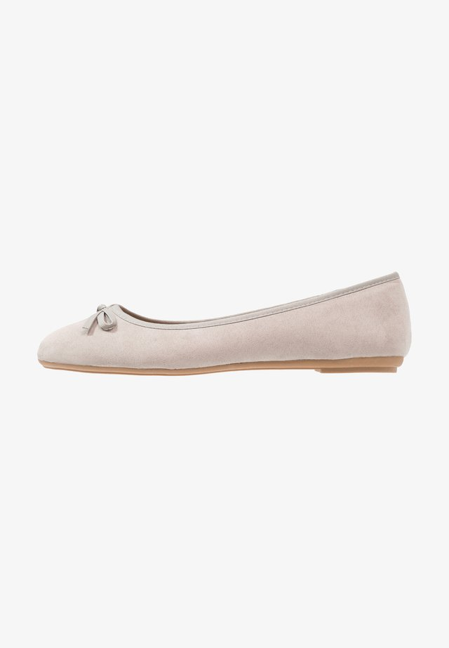 HELEN - Ballet pumps - light grey