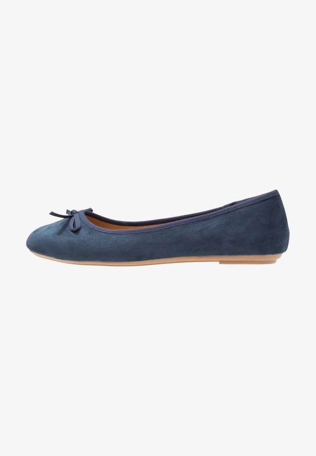 HELEN - Ballet pumps - navy