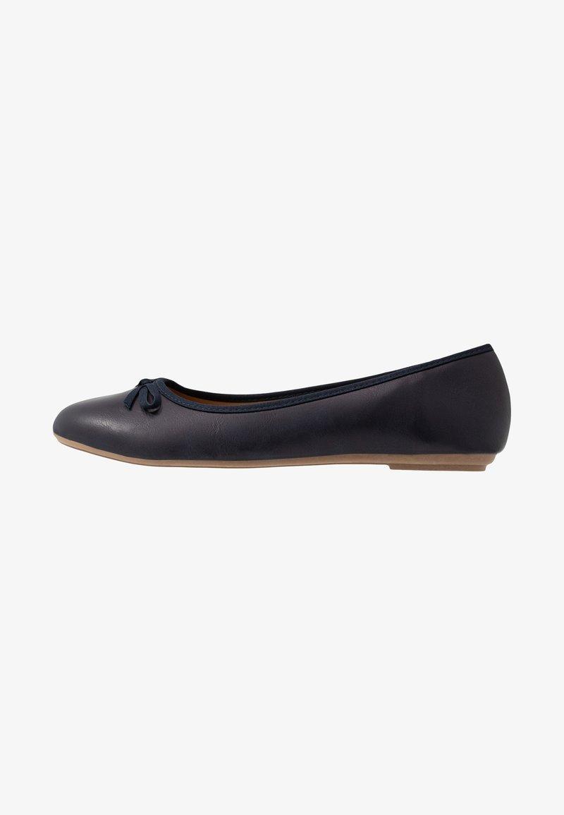 Fitters - LINA - Ballet pumps - dunkelblau