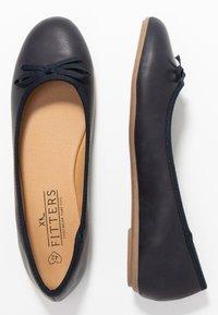 Fitters - LINA - Ballet pumps - dunkelblau - 1
