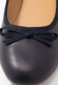 Fitters - LINA - Ballet pumps - dunkelblau - 5