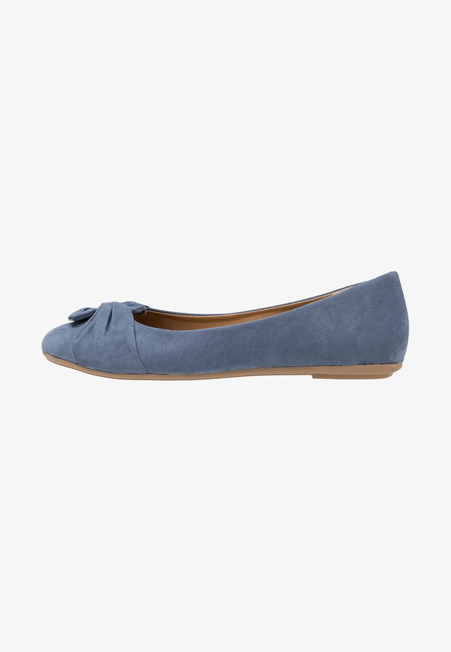 MAIKE - Ballet pumps - blue