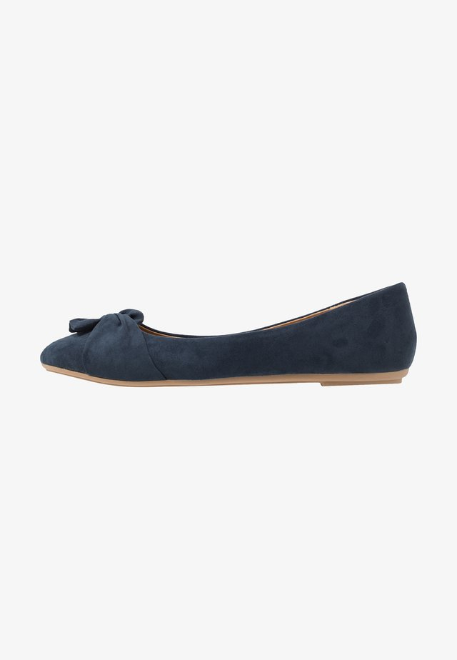 MAIKE - Ballet pumps - navy