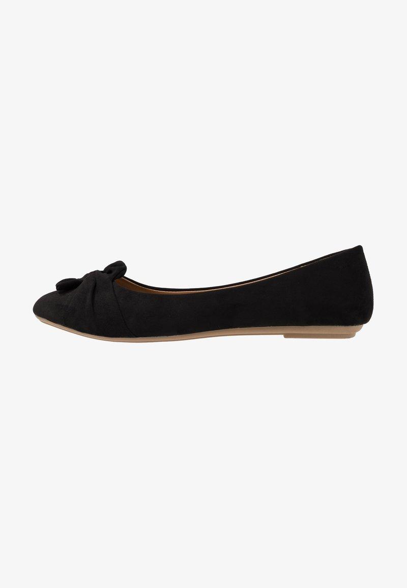 Fitters - MAIKE - Ballet pumps - black