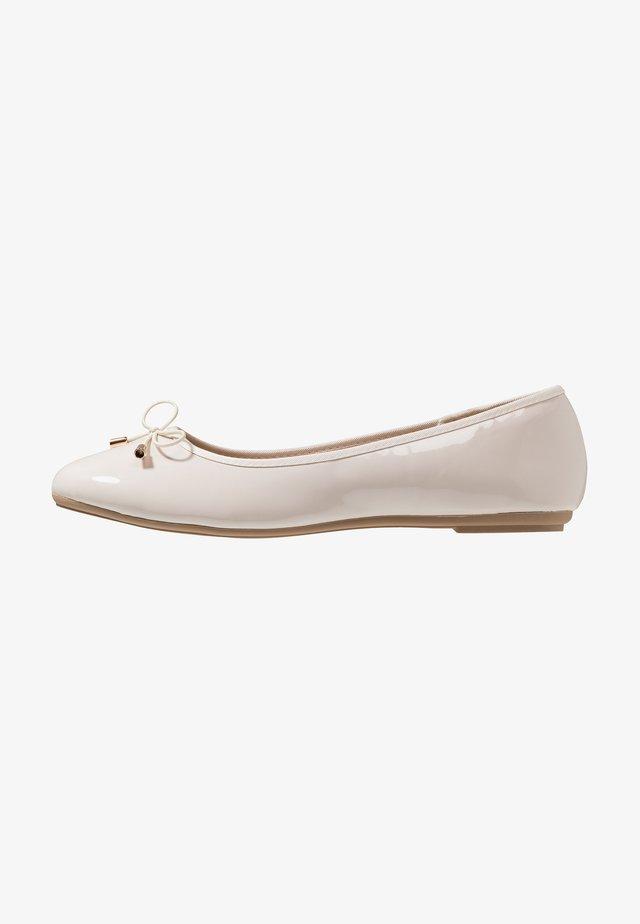 FIONA - Ballet pumps - nude